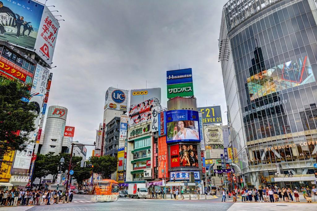 07_カオスチャイルド_渋谷スクランブル交差点007