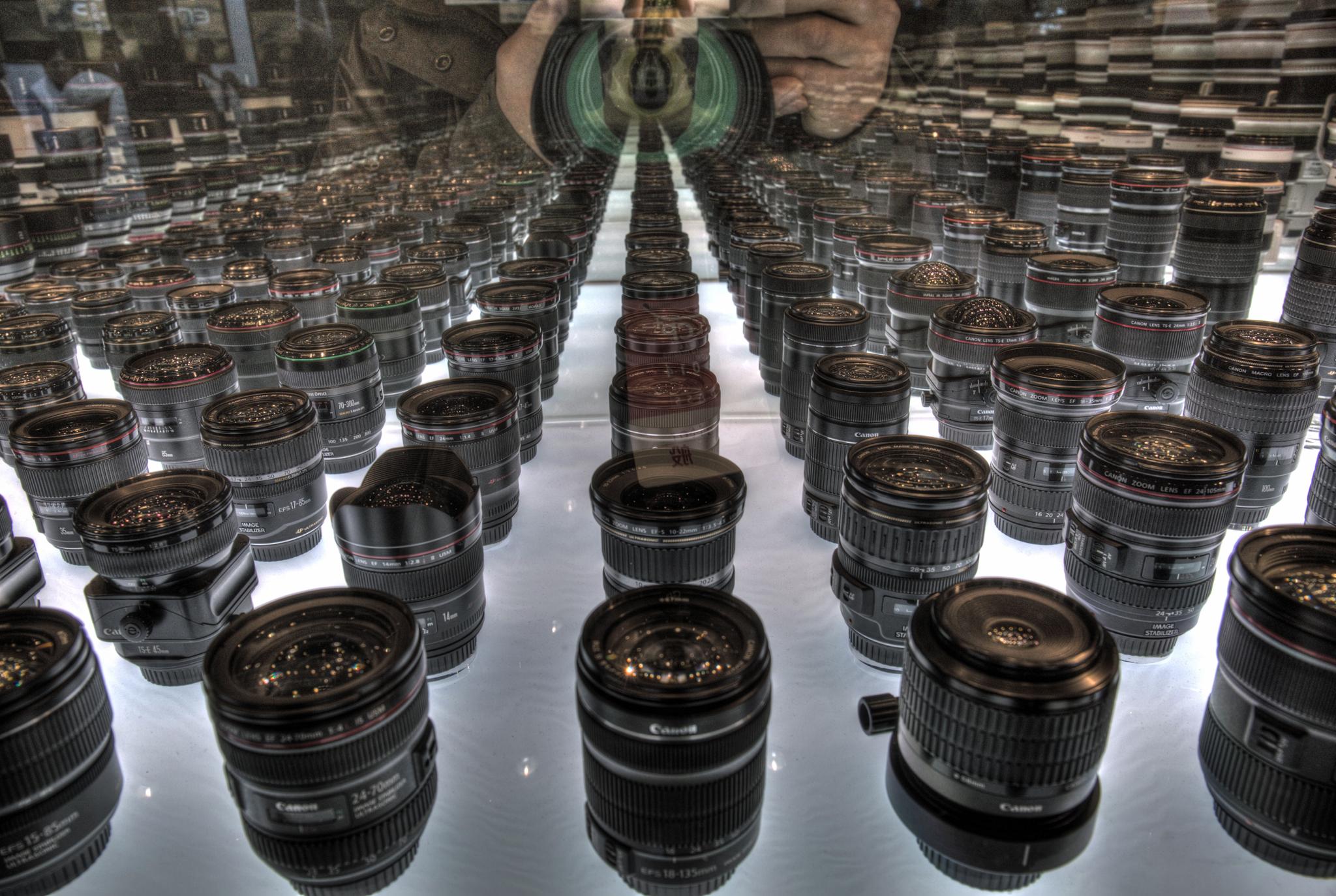 【全機材一覧表】現在使っているカメラ機材・レンズの紹介と今後の展望