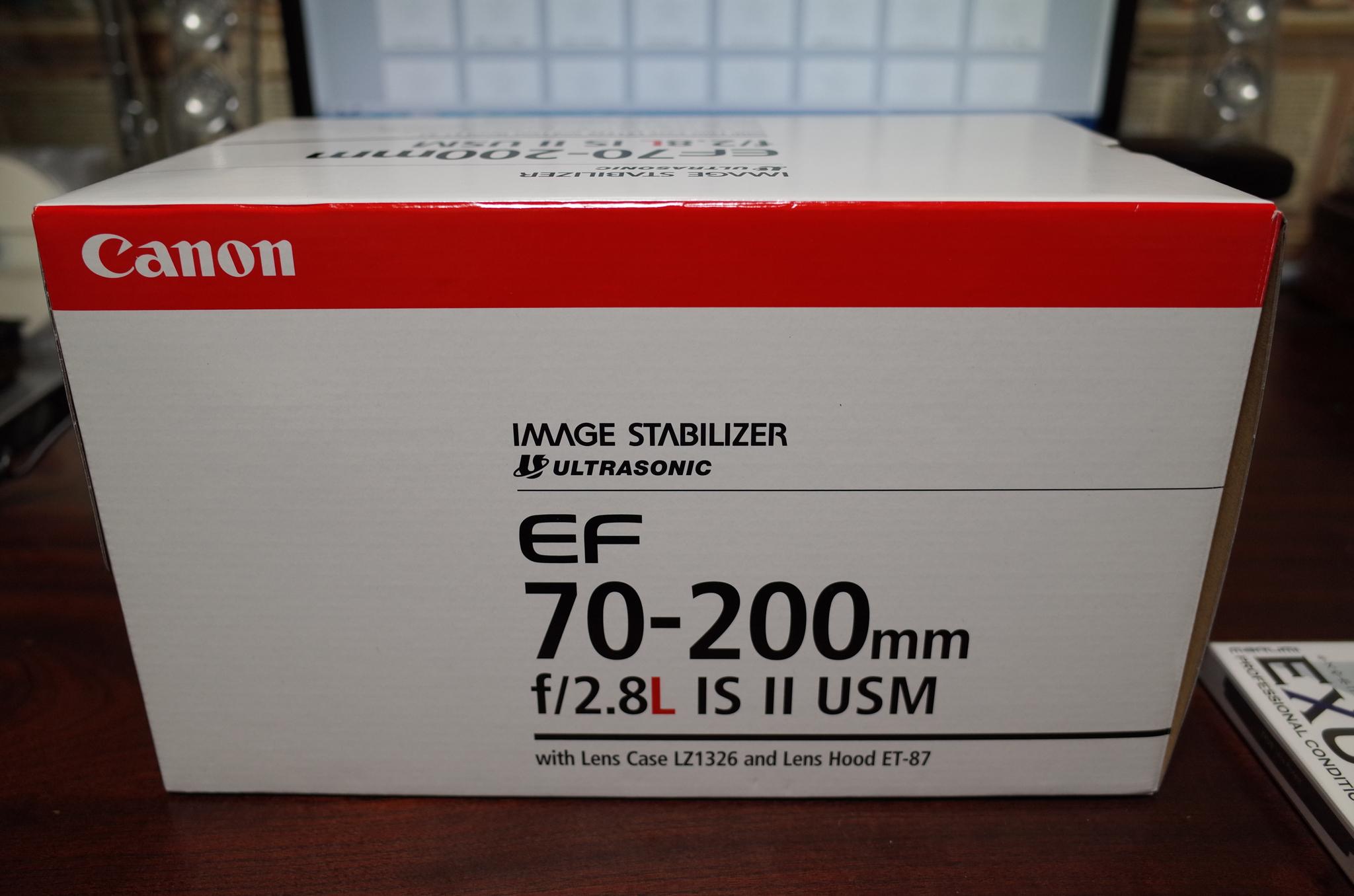 神レンズと名高いCANON EF70-200mm F2.8L IS II USMをこれから買おうか悩んでいる人へ