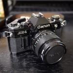 【Canon AE-1】デジカメ世代の私がフィルムカメラ初心者デビューをすると