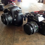 フィルムカメラとデジタルカメラ写真を撮り比べてみた