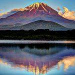 富士山と私と写真~あるいは精進湖で車中泊したときの日記~