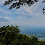 【登山カメラ】長者ケ岳・天子ケ岳の登山記録
