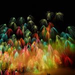 【驚愕】山梨最大の花火大会「神明の花火」は宇宙がはじまるレベルだった